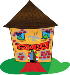 Концепция молодого развивающегося банка