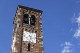 Campanile Basilica dei Santi Pietro e Paolo - Carate Brianza poster