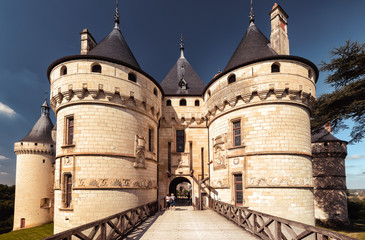 Chateau de Chaumont-sur-Loire, castle in France
