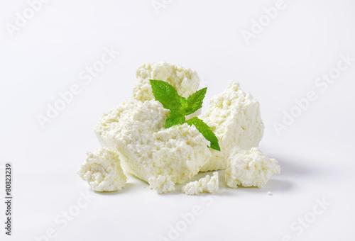 In de dag Zuivelproducten Curd cheese