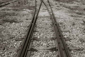An image of Train Rail