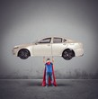 Superhero powers