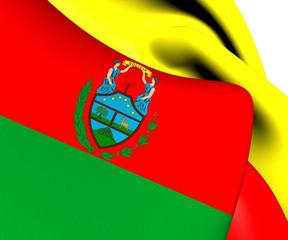 Flag of Bolivia (1826-1851)