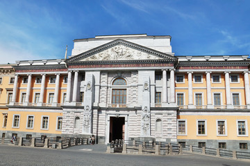 Mikhailovsky Palace, Saint-petersburg, Russia