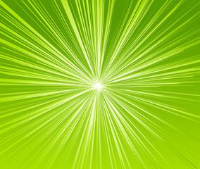 Bright Sunburst