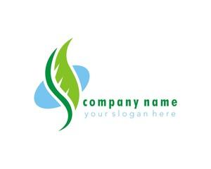 healthy care logo vector