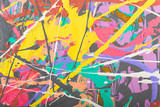 Fototapety abstract painting background illustration