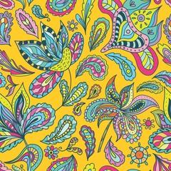 Bright Indian Summer Pattern
