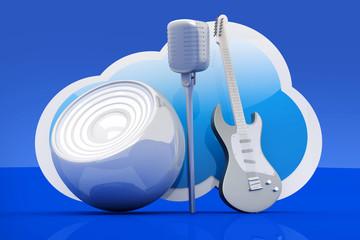 Music Cloud ..