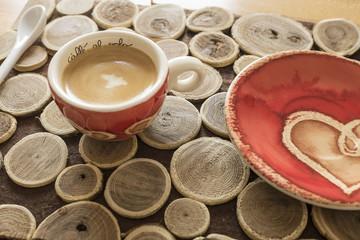 bere un espresso