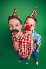 Hilarious twins