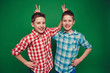 Funny twins