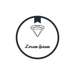 diamond badge theme