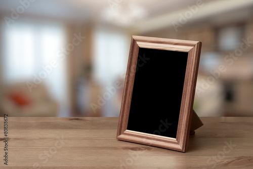 Leinwanddruck Bild photo frame