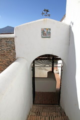 State run hotel,Guadalupe,Caceres,Extremadura,Spain