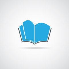 Book or Notebook Icon Design