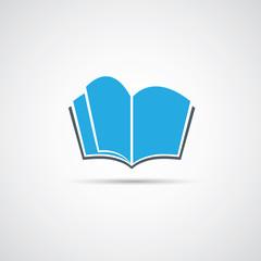 Book or Notebook Icon Design