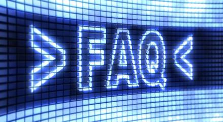 Panel FAQ