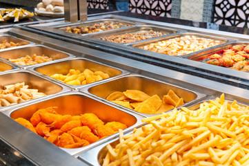 Buffet dui fritti misti