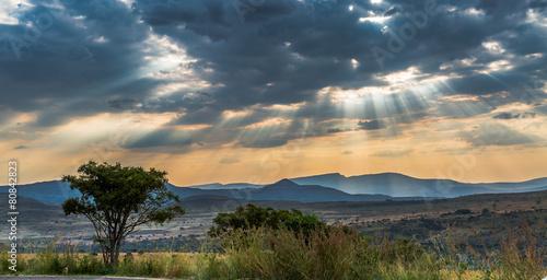 Skies of Africa