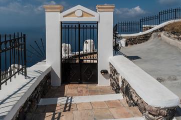 Panorama a Santorini 5