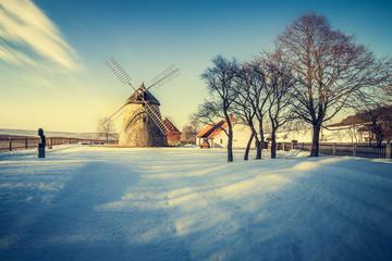 Kuželov windmill