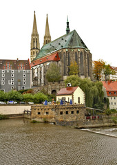St. Peter and Paul church in Gorlitz. Germany