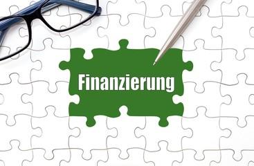 Finanzierung Konzept