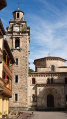 Iglesia parroquial de San Miguel, Puente Viesgo
