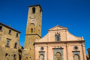 Facciata della chiesa di San Donato