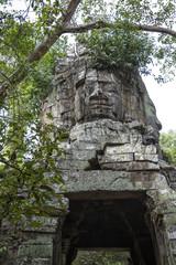 Cambodia, ancient Temple