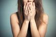 The woman in fear - 80860024