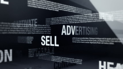 Copywriting, Advertising Related Terms