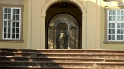 historic chateau South Moravia