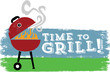 Time to Grill Backyard Party - 80868459