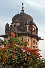 Temples in Orchha