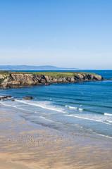 beautiful seascape in Spain