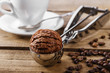 Chocolate coffee ice cream ball scoop spoon - 80871865