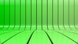 Naklejka green stripes gradient background