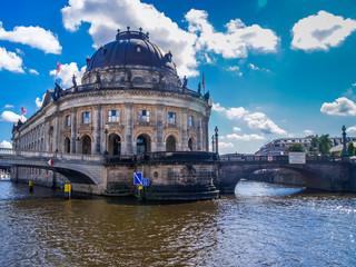 Bode-Museum in Berlin auf der Museumsinsel