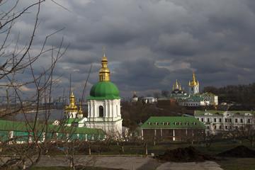Киево-Печерская Лавра. Пещеры