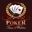 Poker Texas logo - 80875261