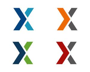 X : Logo Template