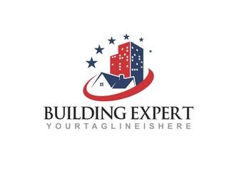 Building Expert - Logo Template