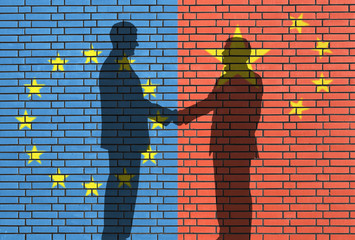Europe - China business