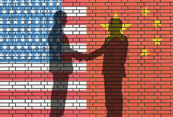 USA - China business