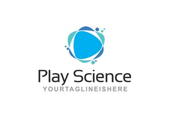 Play The Science - Logo