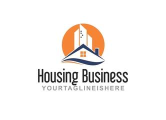 Housing Business - Logo Template