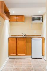 Basement Kitchen Interior Design