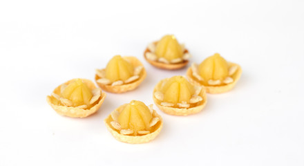 kind of Thai sweetmeat - Stock Image